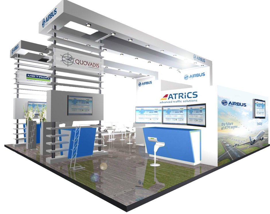 airbus-prosky-30x30-tradeshow-booth-4
