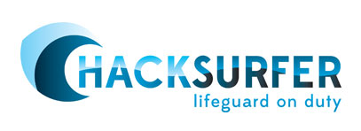 Hacksurfer Logo Old