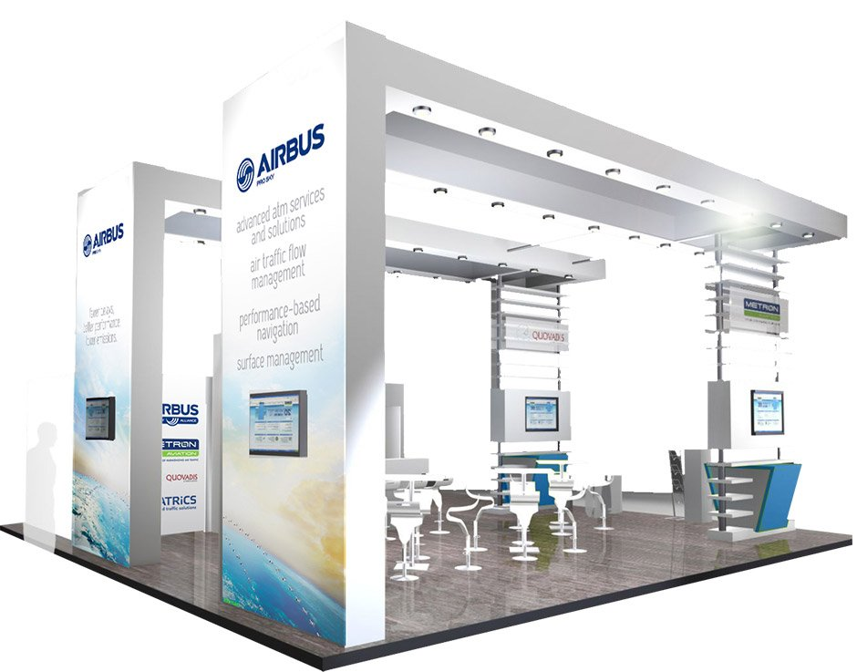 airbus-prosky-30x30-tradeshow-booth-3