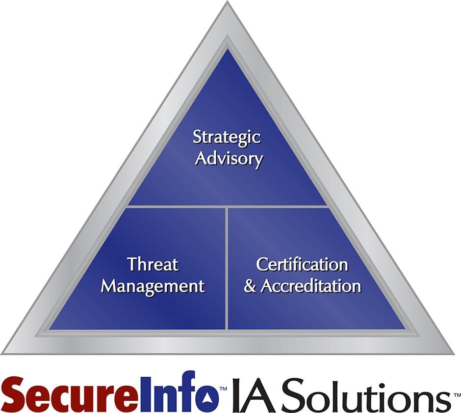 SecureInfo Process Graphic