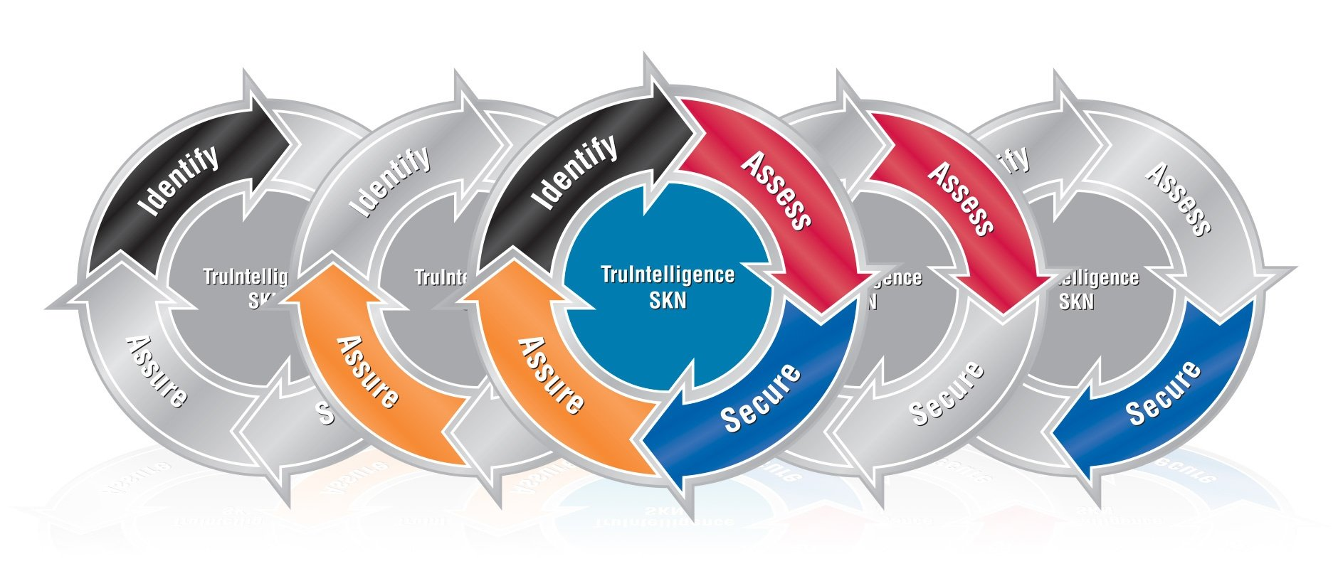 TruSecure Risk Management Lifecycle