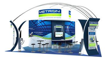 metron-aviation-tradeshow-booth