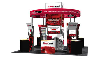 redcloud-tradeshow-booth