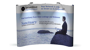 securewave-tradeshow-booth