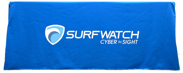 SurfWatch Table Throw