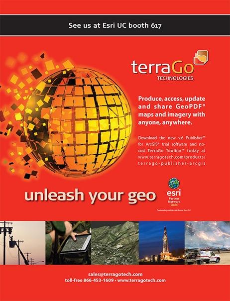 TerraGo Ad