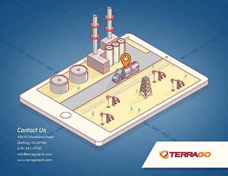 TerraGo Oil and Gas eBook