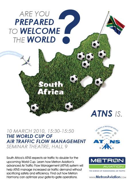 Metron Aviation Ad