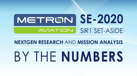 Metron Aviation SE-2020 Video