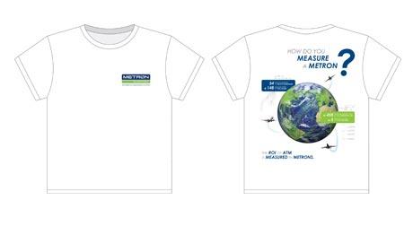 Metron Aviation T-Shirts