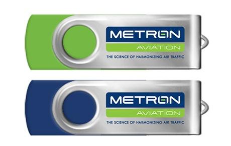 Metron Aviation USB Flash Drives