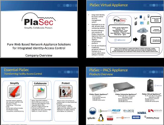 PlaSec Sales Presentation