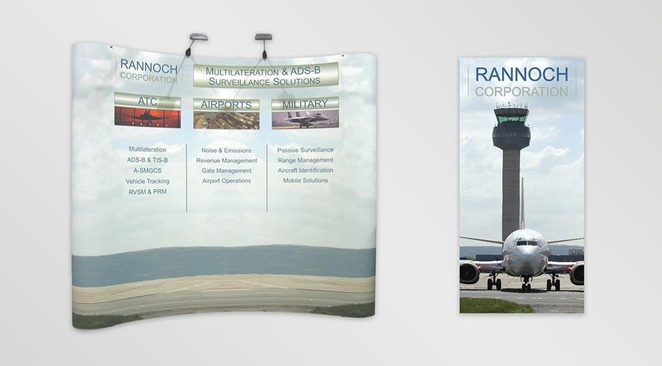 Rannoch 10' x 10' Tradeshow Booth