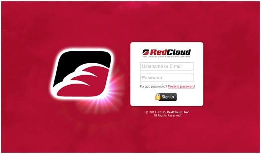RedCloud Software Login