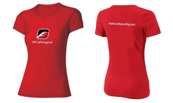 RedCloud Babydoll T-Shirts