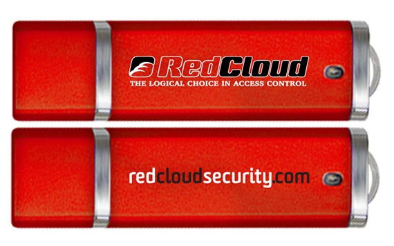 RedCloud USB Flash Drives