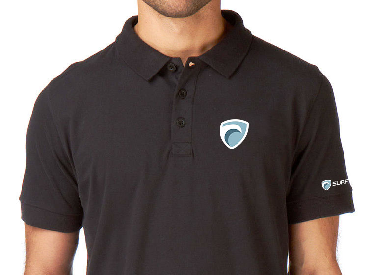SurfWatch Polo Shirts